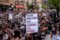 Defund the Police Protest 6-6-2020